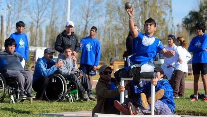 Se define el equipo de deportistas con discapacidad para los Juegos Epade