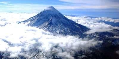 Mantienen el alerta amarilla sobre el volcán Lanín