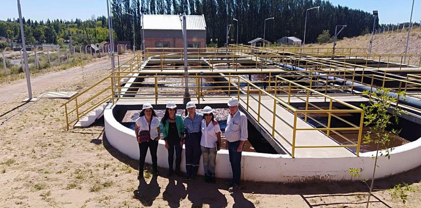 El INTI recorre plantas del EPAS y planifica capacitaciones