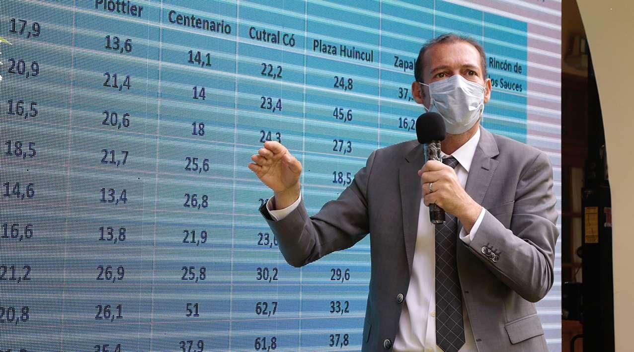 Neuquén presentó un plan para aplicar la vacuna contra el Covid-19