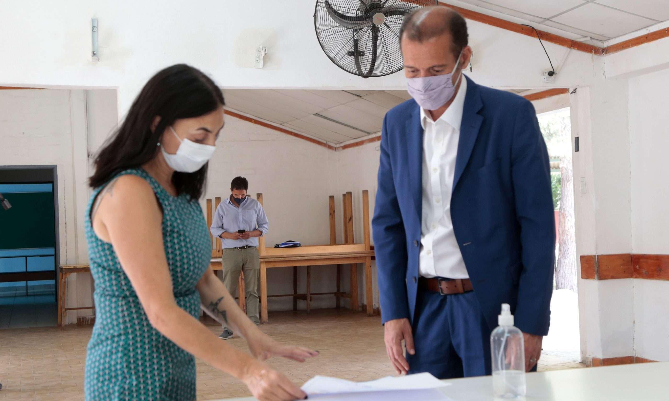 Últimos detalles para la primera etapa de vacunación contra el covid en Neuquén