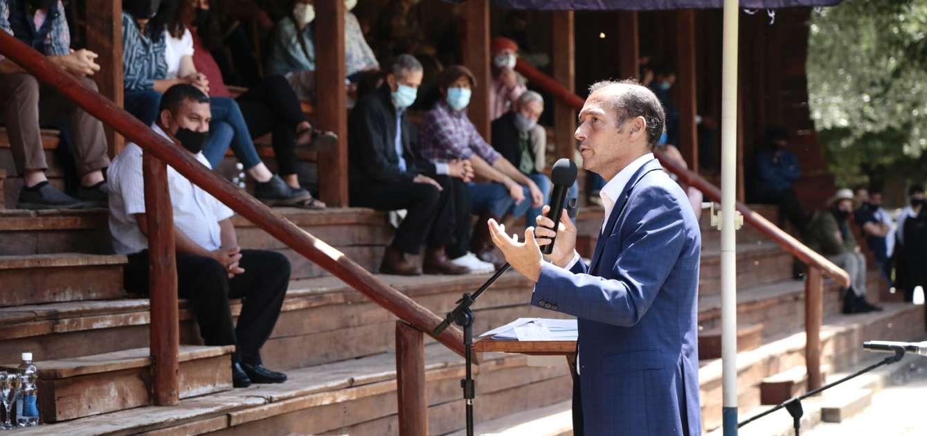 El gobernador Gutiérrez destacó la elaboración del Plan Ganadero Bovino provincial
